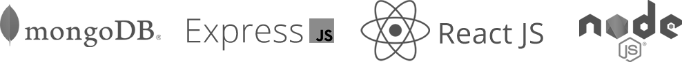 Mern - Mongodb + Express JS + React JS + NodeJS
