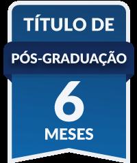 Diploma de Pós-graduação em 6 meses